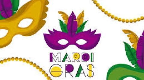 Student Mardi Gras: February 16